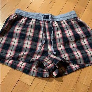Boxer Pajama Shorts